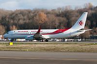 7T-VKR - B738 - Air Algerie