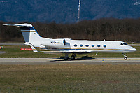 Private N104AR Gulfstream G-IV(SP) Geneva Int'l - LSGG