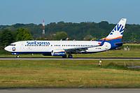 SunExpress TC-SEM Boeing 737-8HC Basel/Mulhouse EuroAirport - LFSB