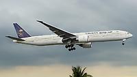 HZ-AK31 - B77W - Saudi Arabian Airlines