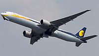 VT-JET - B77W - Jet Airways