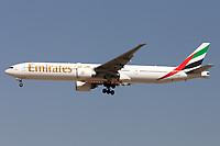 A6-EBS - B77W - Emirates