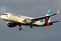 D-AEWI - A320 - Eurowings