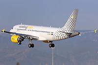 EC-MIR - A319 - Vueling