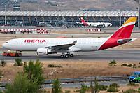 EC-MKJ - A332 - Iberia