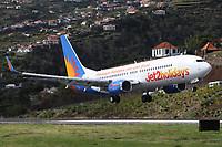 G-JZHK - B738 - Jet2