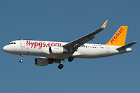 TC-DCM - A320 - Pegasus Airlines