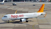 TC-DCL - A320 - Pegasus Airlines