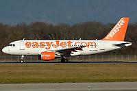 HB-JYK - A319 - EasyJet Switzerland