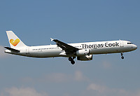 YL-LCQ - A321 - Thomas Cook Airlines