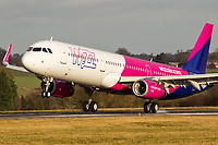 HA-LXK - A321 - Wizz Air
