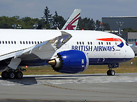 G-ZBKL - B789 - British Airways