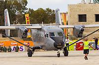 Poland - Air Force 1117 PZL-Mielec M-28-1R Bryza Malta Int'l - LMML