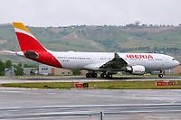 EC-MKI - A332 - Iberia