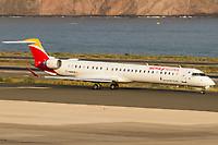 EC-MNR - CRJX - Lufthansa
