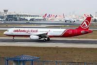 TC-AGG - A321 - Atlasjet