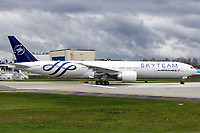F-GZNT - B77W - Air France