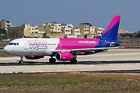 Wizz Air HA-LWD Airbus A320-232 Malta Int'l - LMML