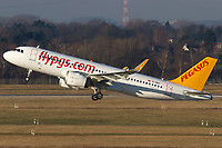 TC-NBG - Pegasus Airlines