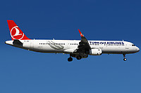 TC-JSV - A321 - Turkish Airlines