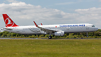 TC-JTK - A321 - Turkish Airlines