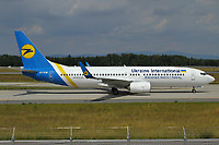 UR-PSR - B738 - Ukraine Int. Airlines