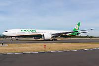 B-16729 - B77W - EVA Air
