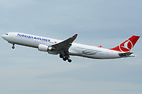 TC-LNF - A333 - Turkish Airlines
