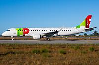 CS-TPS - E190 - TAP Portugal