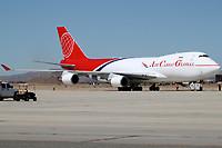 N401KZ - B744 - Turkish Airlines