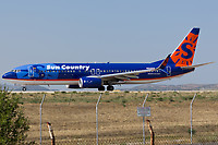 N820SY - B738 - Sun Country Airlines