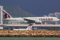 A7-BFJ - B77L - Qatar Airways
