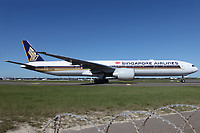 9V-SNB - B77W - Singapore Airlines