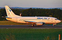 YR-AMC - B735 - Blue Air