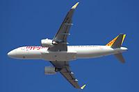TC-NBC - A20N - Pegasus Airlines
