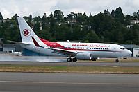 7T-VKS - B737 - Air Algerie