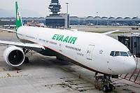 B-16730 - B77W - EVA Air