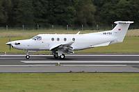 HB-FSU - PC12 - Proflight Air Services