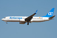 EC-MKL - B738 - Air Europa
