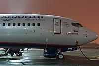 VQ-BWF - B738 - Aeroflot