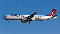 TC-JTN - A321 - Turkish Airlines