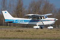 Private F-GEUA Reims-Cessna F172P Skyhawk II Basel/Mulhouse EuroAirport - LFSB