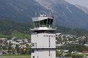 Control Tower LOWI Airport Innsbruck-Kranebitten Airport - LOWI