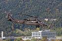 Austria - Air Force 6M-BG Sikorsky S-70A-42 Blackhawk Innsbruck-Kranebitten Airport - LOWI
