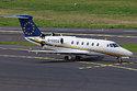 Air Traffic D-CCEU Cessna 650 Citation III D�sseldorf Rhein-Ruhr Int'l Airport - EDDL