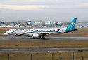 Air Dolomiti I-ADJP Embraer 190-200LR Frankfurt Rhein-Main Int'l Airport - EDDF