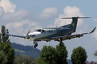 Private LX-SKY Pilatus PC-12 Altenrhein - LSZR