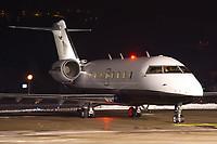 ACM Air Charter D-ASTS Bombardier CL-600-2B16 Challenger 604 Altenrhein - LSZR