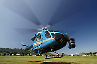 Fuchs Helikopter HB-XJF McDonnell Douglas MD-900 Explorer Altenrhein - LSZR