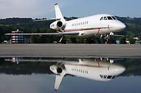 NetJets Europe CS-DLB Dassault Falcon 2000EX Altenrhein - LSZR